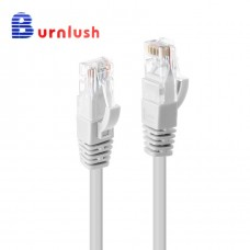 Burnlush Cat6 Ethernet Cable RJ45 CAT 6 Network Internet Cable