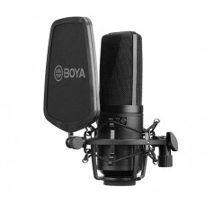 BOYA BY-M1000 Studio Large Diaphragm Condenser Microphone