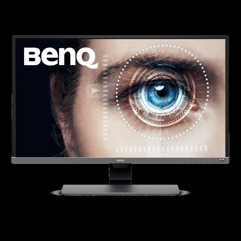BENQ 32'' 31.5 4K HDR Monitor for movies with B.I. Plus Sensor   EW3270U