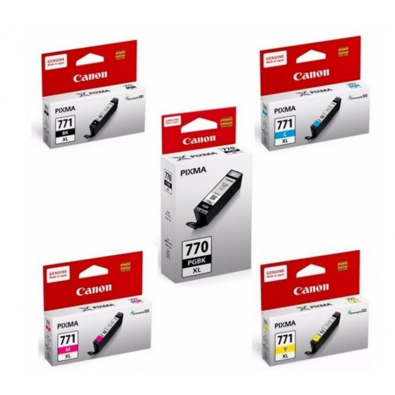 Canon CLI-771XL (High Capacity)