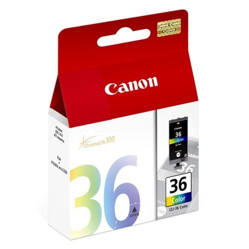 Canon CLI-36 Color (Standard Capacity)