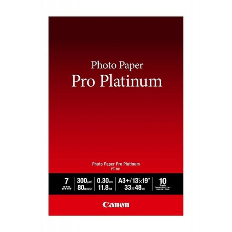 Canon PT-101 Photo Paper Pro Platinum A4 (20 sheets)