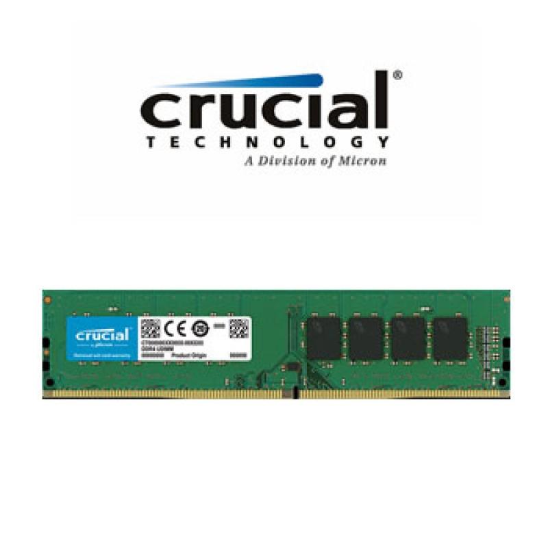 CRUCIAL 8GB DDR4 2666MHZ Lodimm CT8G4DFS8266