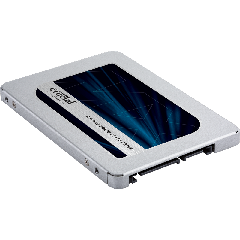 "Crucial 2.5"" Internal Drive MX500 500GB SSD (SATA3)"