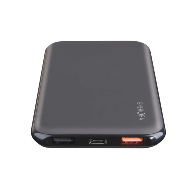 ENERGEA SLIMPAC PQ1201 POWER PACK 10000MAH USB-C SMART FAST CHARGE 3.0