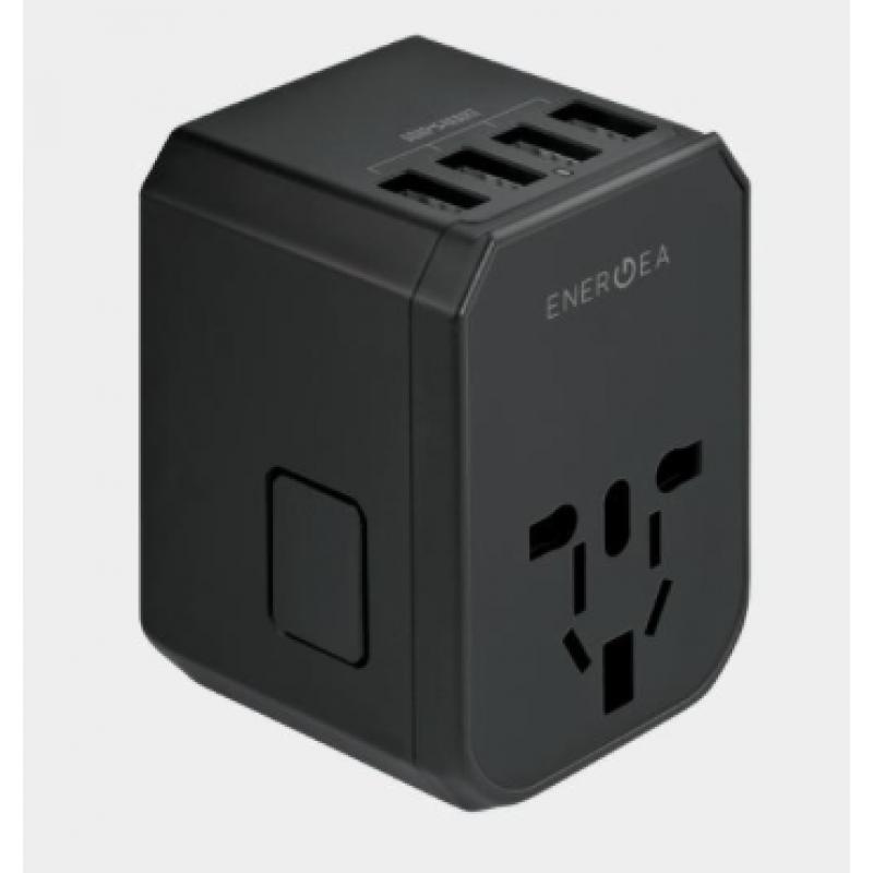 Energea Universal Travel Adapter