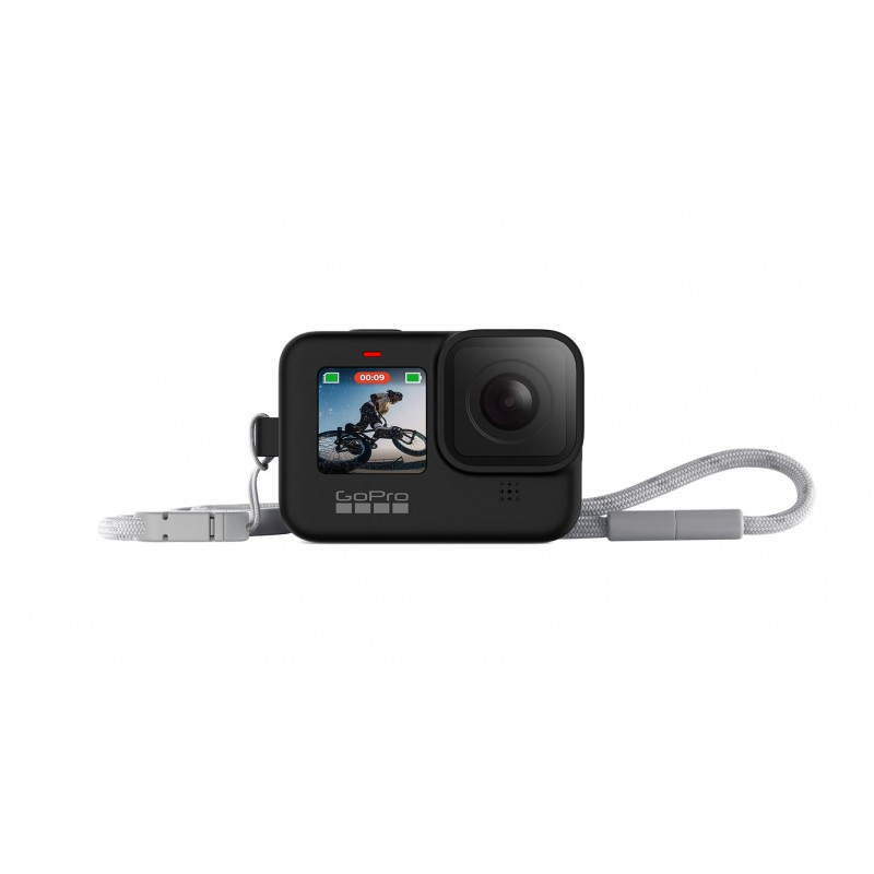 GoPro HERO9 Sleeve + Lanyard
