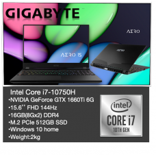 AERO 15 (Intel 10th Gen) | Laptop - GIGABYTE