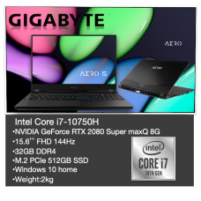 AERO 15 (INTEL 10TH GEN) | LAPTOP - GIGABYTE YB