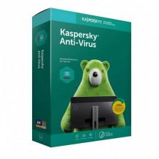 Kasperskey Anti-Virus 1User 3 Years