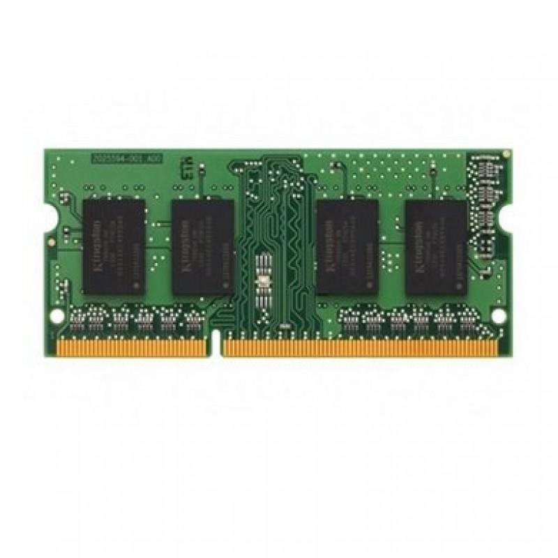KINGSTON 8GB DDR4 2666MHz SODIMM KVR26S19S8/8 NB