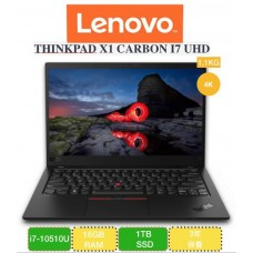 LENOVO THINKPAD X1 CARBON  i7 UHD