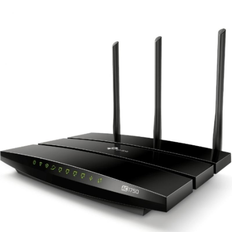 TP-LINK AC1750 Wireless Dual Band Gigabit Router Archer C7
