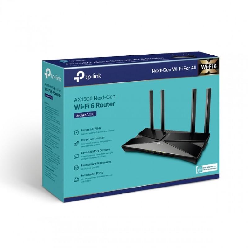 TP-Link Archer AX10 WiFi 6