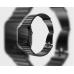 UNIQ Strova Steel Link Band 44mm  Black/Silver