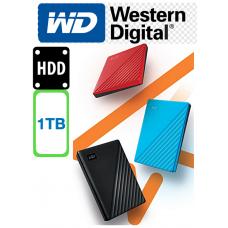 WD-MY PASSPORT-1TB 移動硬盤